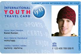 youth travel card